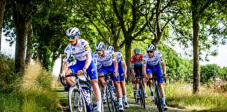 Julian Alaphilippe présent sur le Tour des Flandres 2020