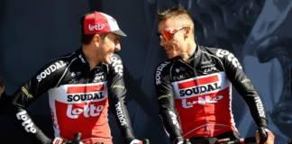 Tour de France avec la sélection de Lotto Soudal au complet