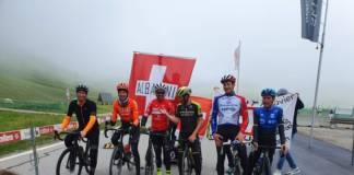 Michael Albasini a fait otutes les étapes du Tour de Suisse 2020