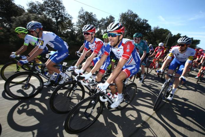 Thibaut Pinot accompagné de David Gaudu au Tour et à la Vuelta