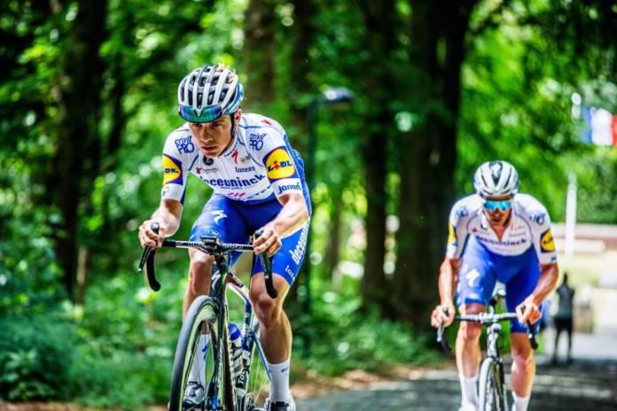 Remco Evenepoel très ambitieux pour son premier Giro à l'automne