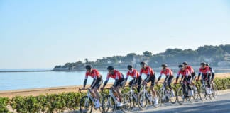 Team Arkéa-Samsic révèle sa présélection du Tour