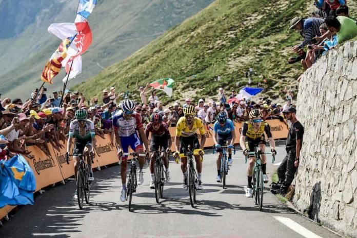 Tour de France est une course né au début du 20e siècle