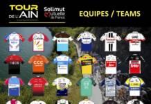 Tour de l'Ain avec douze équipes WorldTour