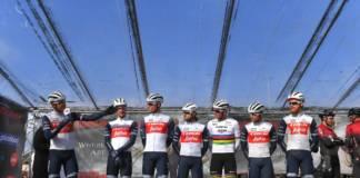 Tour de France avec neuf coureurs en lice chez Trek-Segafredo