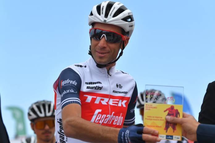 Vincenzo Nibali a de nombreux objectifs en tête