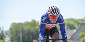 Warren Barguil reprendra à la Route d'Occitanie