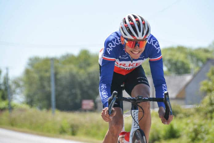 Warren Barguil reprendra à la Route d'Occitanie