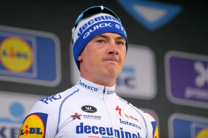 Yves Lampaert prolonge jusqu'en 2022