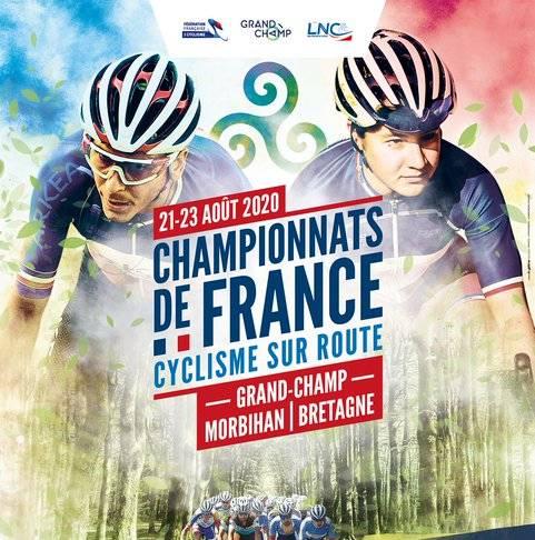 Championnats de France 2020 auront lieu à Grand-Champ