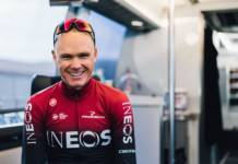 Chris Froome chez Israel Start-Up Nation