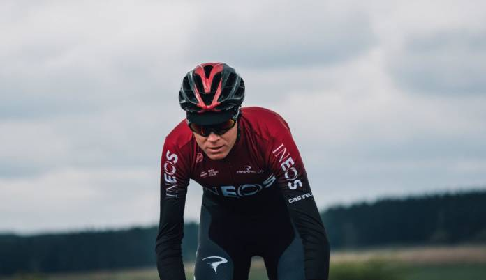 Chris Froome quitte INEOS