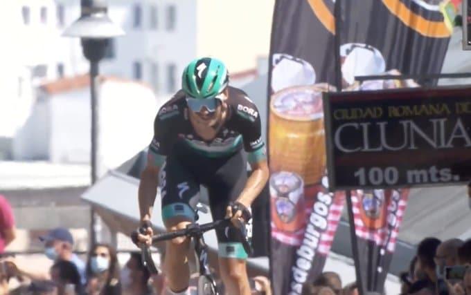 Sam Bennett pour la 4ème étape, Evenepoel toujours leader — Tour de Burgos