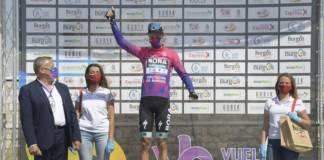 Felix Grossschartner leader du Tour de Burgos 2020