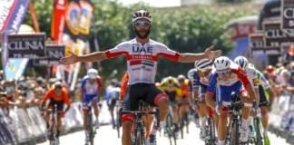 Fernando Gaviria débloque son compteur dès le Tour de Burgos