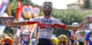 La 2e étape du Tour de Burgos remportée par Fernando Gaviria