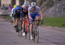Florian Sénéchal reprend la compétition sur route par une victoire