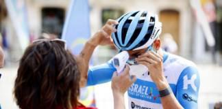 PAs de cas positif au Covid-19 chez Israel au Tour de Burgos 2020