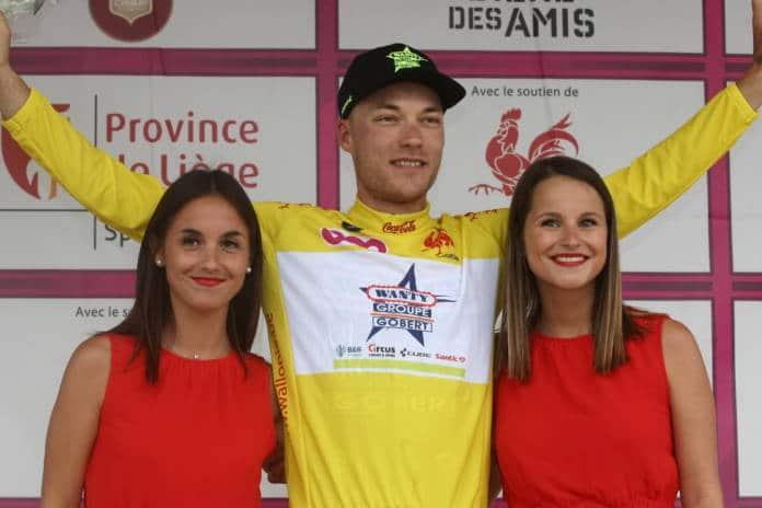 Ath ne veut pas du Tour de Wallonie à cause du Covid-19
