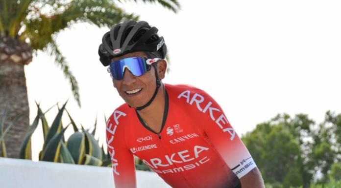 Nairo Quintana reprend sa préparation