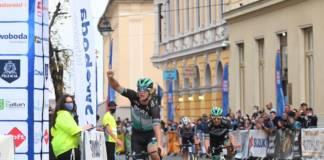 Pascal Ackermann a remporté la dernière étape du Sibiu Tour