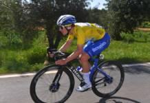 Remco Evenepoel dans l'équipe Deceuninck-Quick Step pour le Tour de Burgos