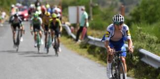 Remco Evenepoel parti pour s'imposer au Tour de Burgos