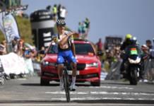Remco Evenepoel vainqueur de la 3e étape du Tour de Burgos 2020