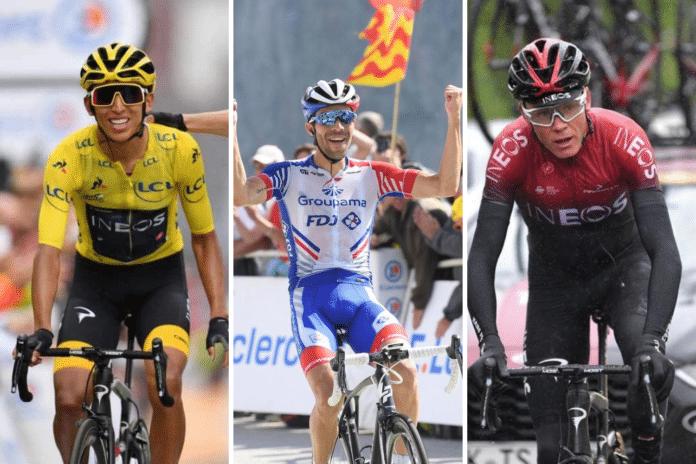 La liste des engagés du Tour d'Occitanie 2020