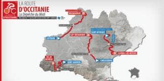Parcours et profils de la Route d'Occitanie 2020.