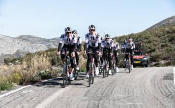 Giro 2020 avec Matthews, Kelderman au départ