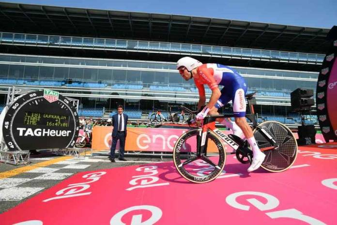 Tom Dumoulin axe son calendrier autour du Tour de France