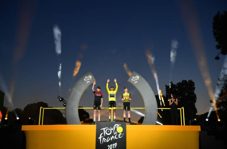 Les partants du Tour de France 2020