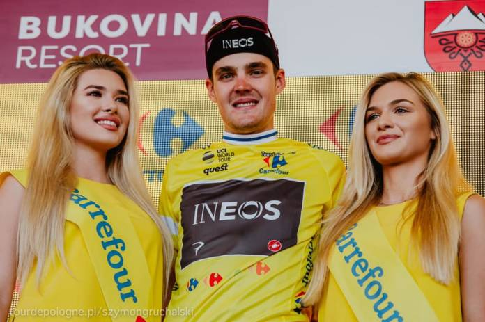 Pavel Sivakov remporte le Tour de Pologne 2019