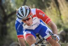 Valentin Madouas sur le Tour de France 2020