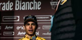 Wout van Aert débutera son programme par les Strade Bianche