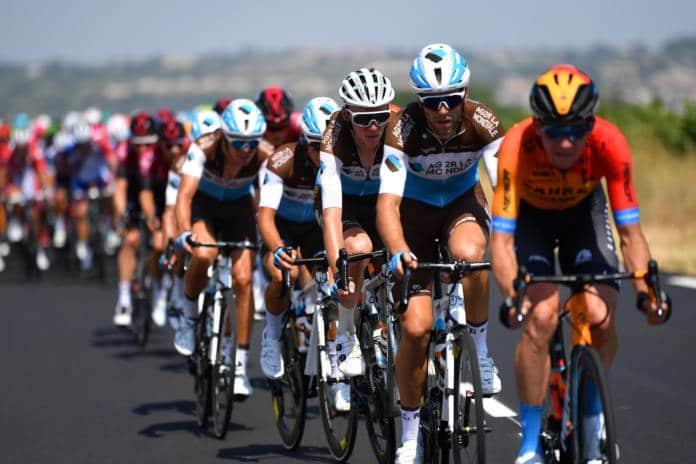 AG2R La Mondiale pour le Critérium du Dauphiné 2020