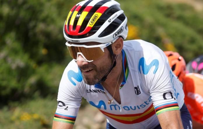 Alejandri Valverde est en plein doute sur la suite de sa carrière.