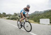 Alexandre Geniez s'engage avec Team Total Direct Energie