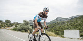 Alexandre Geniez s'engage avec Team Total Direct Energie