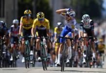 Andrea Bagioli remporte la 1e étape du Tour de l'Ain 2020