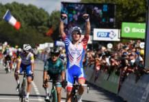 Arnaud Démare est champion de France 2020 vidéo