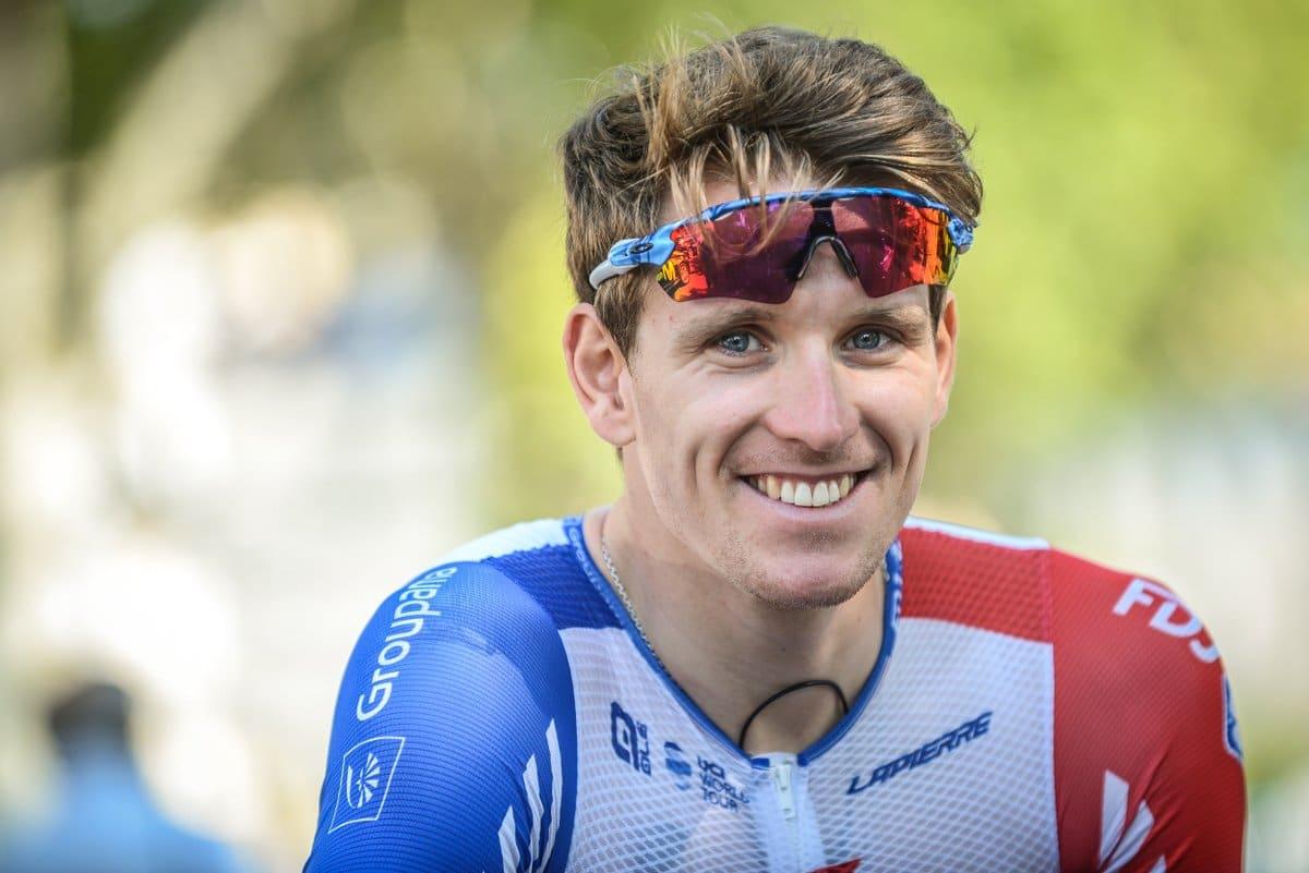 Arnaud Démare sacré une troisième fois au championnat de France