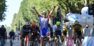 Arnaud Démare finalement sur le championnat d'Europe 2020 à Plouay
