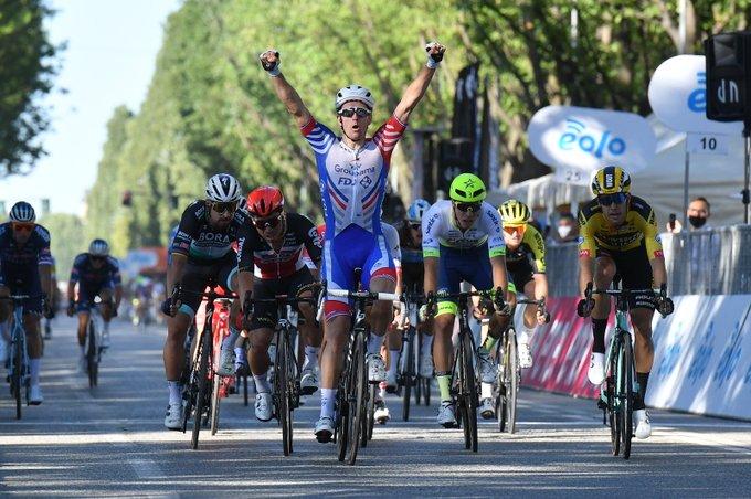 Arnaud Démare remporte Milan-Turin