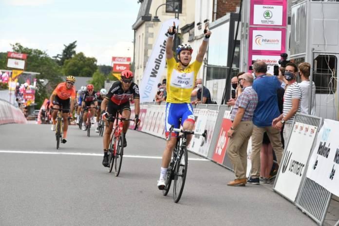 Arnaud Démare a remporté la dernière étape et le classement général du Tour de Wallonie