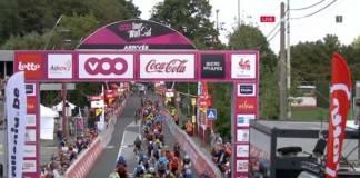 Arnaud Démare remporte la 2e étape du Tour de Wallonie 2020 au sprint