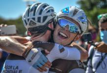 Benoît Cosnefroy gagne en costaud sur la Route d'Occitanie