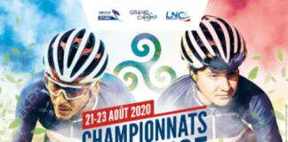 Championnat de France 2020 sur trois jours