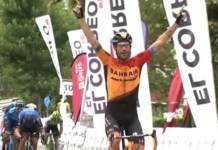 Circuito de Getxo 2020 avec Caruso comme vainqueur